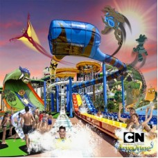Cartoon Network Water Park Ticket with Free Transfer