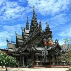 The Sanctuary of Truth Ticket with Free Transfer